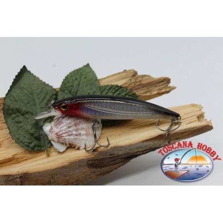 Pececillo Artificial Rapala Viper 10cm-15,3 gr Hundimiento col. cabeza roja FC.V313