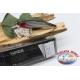 Artificiale Minnow Rapala Viper 10cm-15,3gr Sinking col. testa rossa FC.V313
