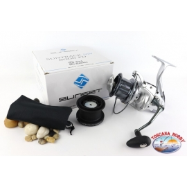 Surfcasting reel Sunset Suntrack SW 8006 FD