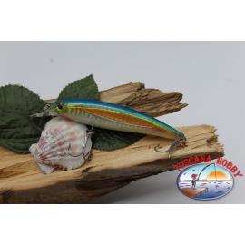 Pececillo Artificial Rapala Viper 10cm-15,3 gr Hundimiento col. la trucha arco iris FC.V315