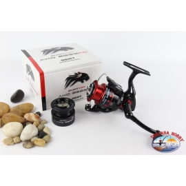 Spinning reel serves AXO 2003 FD