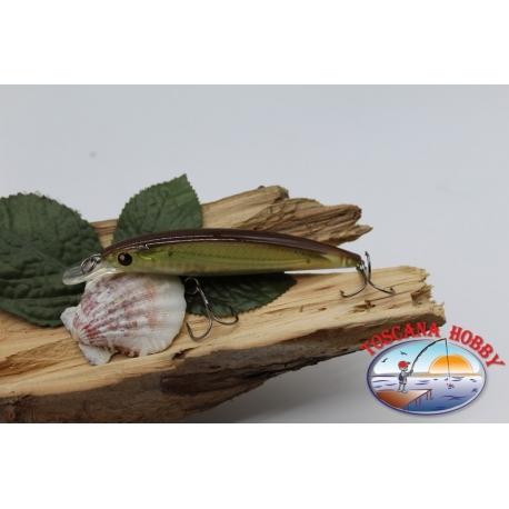 Artificiale Minnow Rapala Viper 10cm-15,3gr Sinking col. boga FC.V317