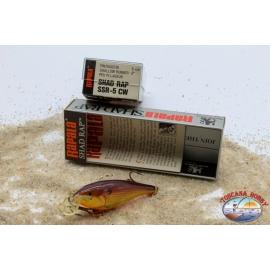 Artificial bait Rapala Shad Rap Shallow Runner SSR - 5 CW, 5cm