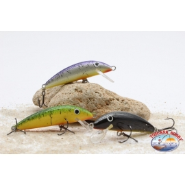 Artificial baits Real Winner Minnow - 7 cm, 12 gr Sinking-preview