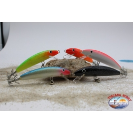 Artificial bait Real Winner Squid Minnow - 10/12cm, 17/24gr - preview