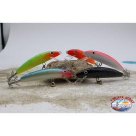 Esche artificiali Real Winner Squid Minnow - 10/12cm, 17/24gr - Anteprima