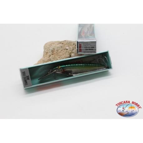 Artificial bait Rapala Magnum CD-11, 24 gr-color GMSS