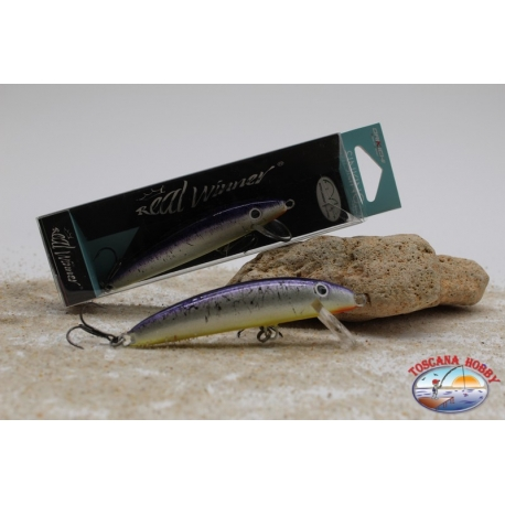 Artificial baits Real winner Minnow - 10 cm, 17 gr Sinking-color VCRG