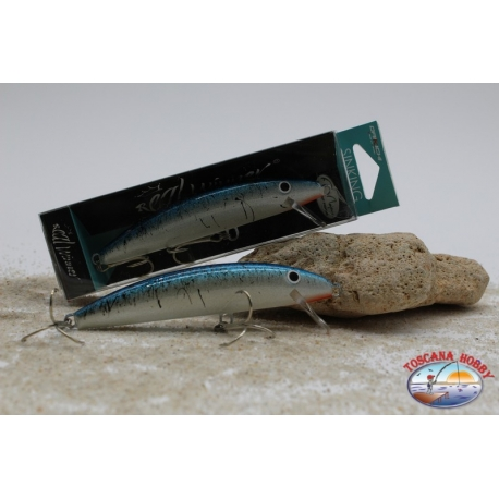 Artificial baits Real Winner Minnow - 12 cm, 24 gr Sinking-color from