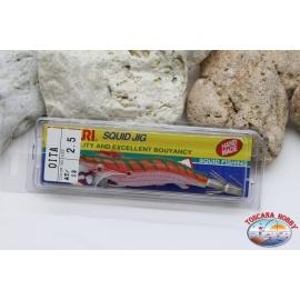 Totanare Yo-Zuri Squid Jig-Lot 10 PCs silk AT/13