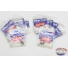 Mustad all Round fishing hooks-20 pcs assorted Size 11/12 LT.04