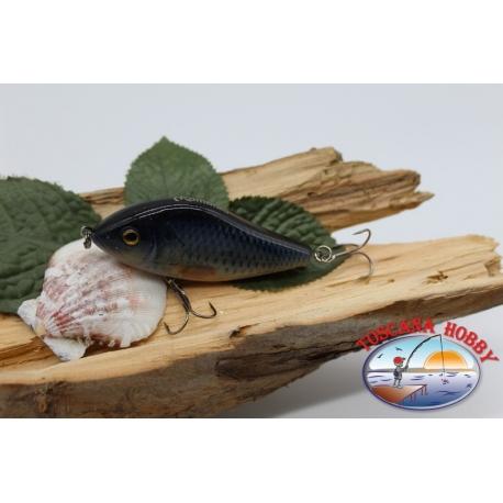 Künstliche Lipless Minnow Viper 7cm-18,5 gr Sinking col. blue FC.V332