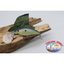 Artificiale Crank Lures spinning, 8cm-22gr. floating. FC.V189