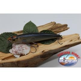 Artificial Liplesses Señuelos sea Viper 11.5 cm-25g de Hundimiento col. lisa FC.V335