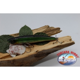 Artificial Liplesses Señuelos sea Viper 11.5 cm-25g de Hundimiento col. la caballa FC.V336