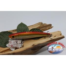 Artificial Liplesses Señuelos sea Viper 11.5 cm-25g de Hundimiento col. naranja FC.V337