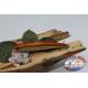 Artificielle Liplesses Leurres mer Viper 11,5 cm-25g Naufrage col. orange FC.V337