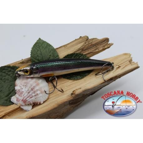 Artificial Liplesses Señuelos sea Viper 11.5 cm-25g de Hundimiento col. rosa/azul. FC.V339