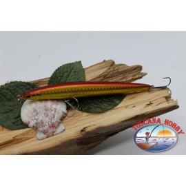 Artificial Liplesses Tirón de la Víbora de 12.5 cm de 22gr Hundimiento col. pez rojo FC.V346