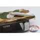 Artificiale Lipless Jerk Viper 12,5cm 22gr Sinking col. albino FC.V350