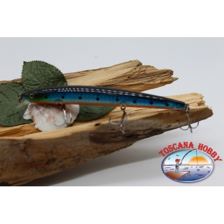 Künstliche minnow Viper 13cm 15gr Floating col. sardellen FC.V367