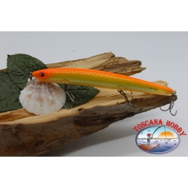 Artificiale minnow Viper 13cm 15gr Floating col. yellow/orange FC.V368