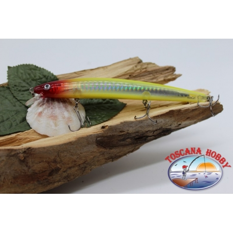 Artificiale minnow Viper 13cm 15gr Floating col. clown FC.V369