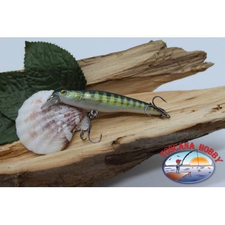 Artificiale minnow Viper trota 7cm-6gr Suspening col. persico reale FC.V374