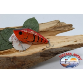 Künstliche Lipless Lures Viper 6,5 cm-17gr (strom ziehend) mit. orange FC.V388