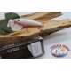 Artificiale Lipless Filibustiere Viper 8cm-30gr Sinking col. perla/pink FC.V394