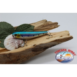 Artificiale Lures walk the dog Viper 8cm-5,8gr Floating col. sgombro FC.V415