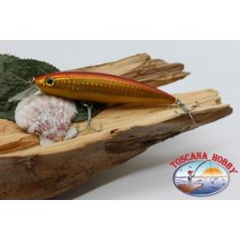 Artificiale Minnow Viper 11cm-18gr Floating col. pesce rosso FC.V446