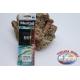 Sabiki Mustad holographische draht 0,30 länge 135cm 5 ami-mis.12 CF.A100