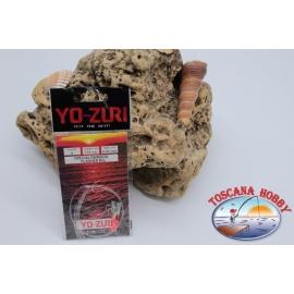 Sabiki Yo-zuri holo-draht 0,35 länge 135cm 3-ami-mis.6 CF.A113