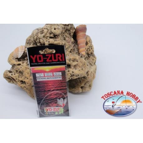 Mackerel Baitchaser Rig Yo-zuri-draht 0,25 länge 135cm 5 ami-mis.10 FC.A119