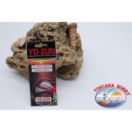Daylite Flash Rig Sabiki Yo-zuri filo 0,30 lunghezza 135cm 5 ami mis.8 FC.A124