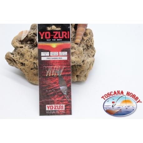 Pro Sabiki Rig Yo-zuri-draht 0,30 länge 140cm ami 6 mis.4 CF.A30
