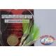 Sabiki Green Yo-zuri-draht 0,60 länge 90cm 3-ami-mis.3/0 FC.A136