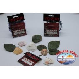 3 bolsitas de curricán de fondo-la pesca de Yo-zuri madre0,45 brac.0.35 mm 3ami mis.3 de pulmón.1m FC.307