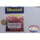 3 lenze aus grundangeln Yo-zuri mutter 0,45 brac. 0,35 mm 3-ami-mis.2 lung.1m FC.308