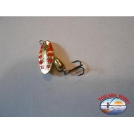 Los cebos de cuchara, Pantera Martin gr. 1,00.R7