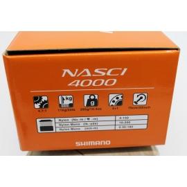 Mulinello Shimano  Nasci 4000 Spinning FC.M6