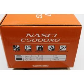 Mulinello Shimano  Nasci C5000XG Spinning FC.M7