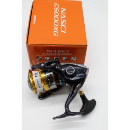 Angelrolle Shimano-mail du hast C5000XG Spinning FC.M7