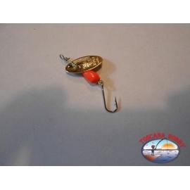 Los cebos de cuchara, Pantera Martin gr. 1.R9