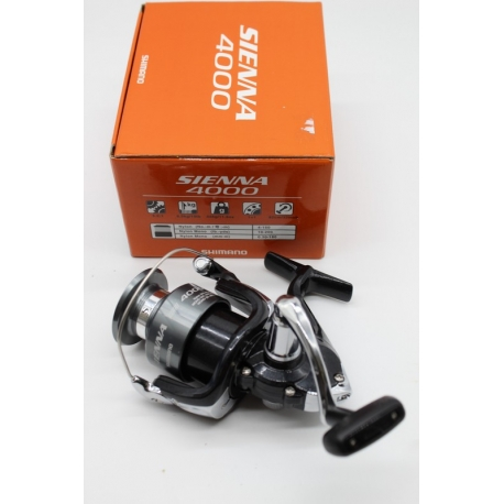 Angelrolle Shimano Sienna 4000 Spinning FC.M9