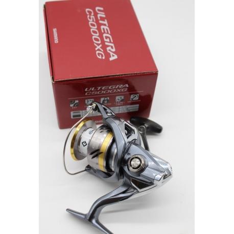 Shimano reel Ultegra C5000 Spinning FC.M13