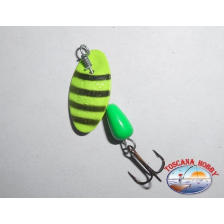 Spoon baits, Panther Martin gr. 1,00.R14