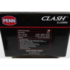 Mulinello Penn Clash CLA 5000  Spinning FC.M31