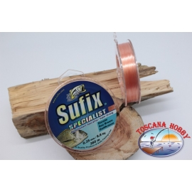 Wire spool Sufix specialist super strong 360m - 0.35 mm FC.F11